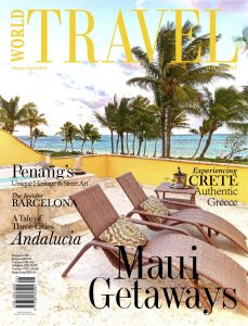 World Travel Magazine Mar/Apr 2016